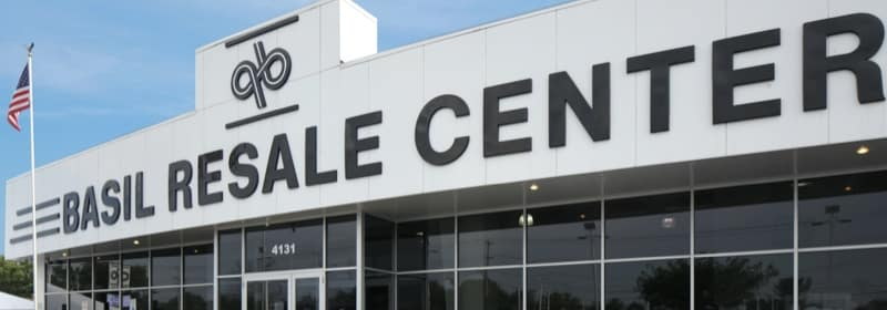 Basil Resale Sheridan Dealership