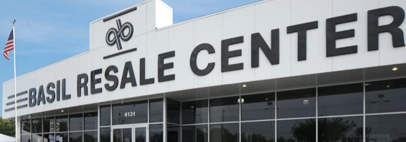 Basil Resale Sheridan Dealership