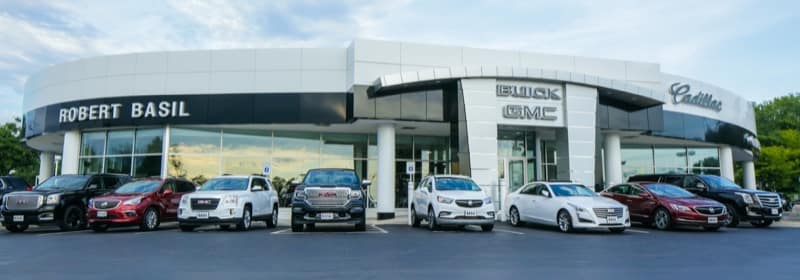 Robert Basil Buick GMC Cadillac Dealership