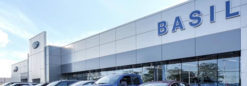 Basil Ford Dealership