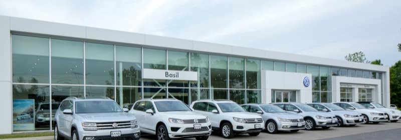 Basil Volkswagen of Lockport Dealership