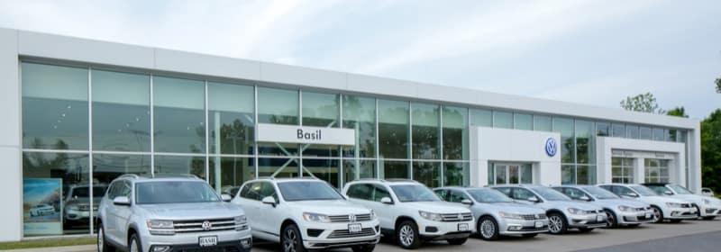 Basil Volkswagen of Lockport Dealership