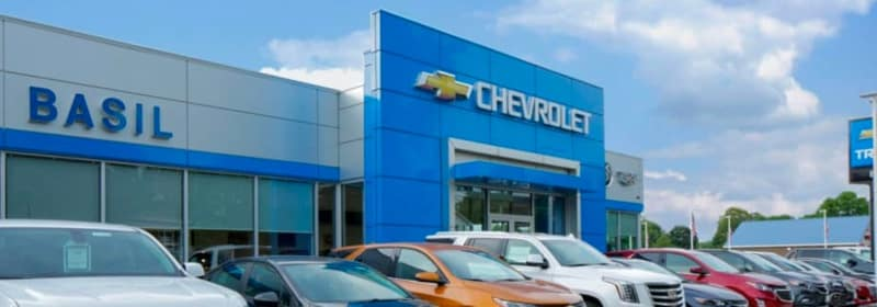 Basil Chevrolet Fredonia Dealership