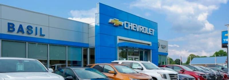 Basil Chevrolet Fredonia Dealership