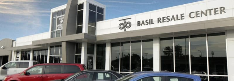 Basil Resale Delaware Dealership