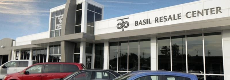 Basil Resale Delaware Dealership