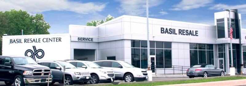 Basil Resale Transit Dealership