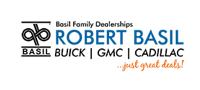 Robert Basil Buick GMC Cadillac Logo