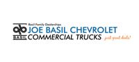 Joe Basil Chevrolet Commercial Trucks Logo