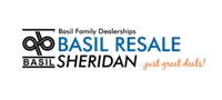 Basil Resale Sheridan Logo