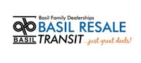 Basil Resale Transit Logo