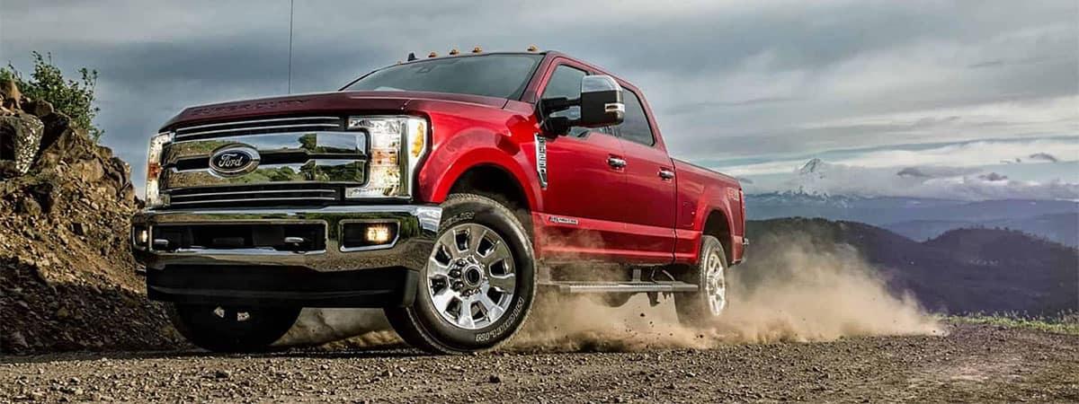 Alt Tag - Ford Super Duty Diesel