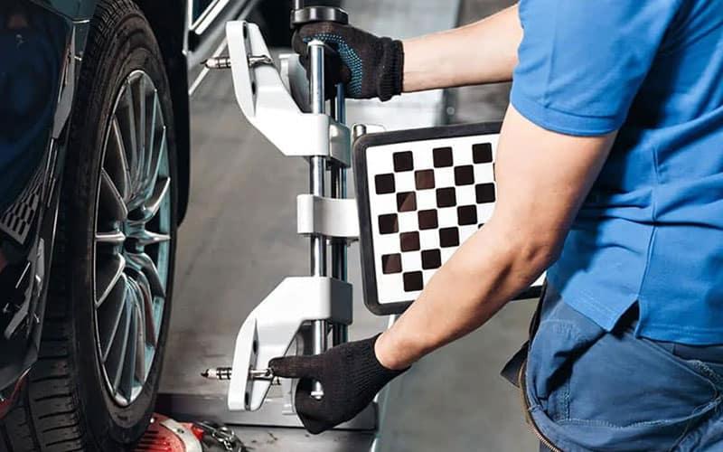 Wheel Alignment Technician