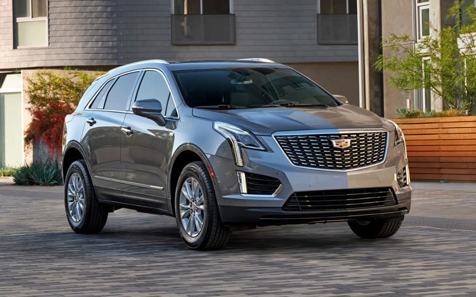 Cadillac XT5 Styling
