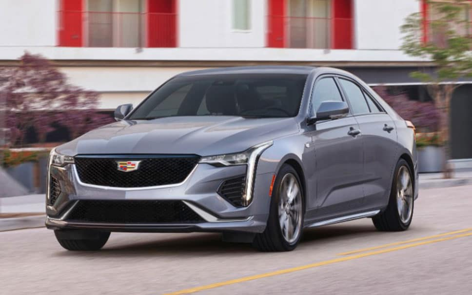 Cadillac CT4 Styling