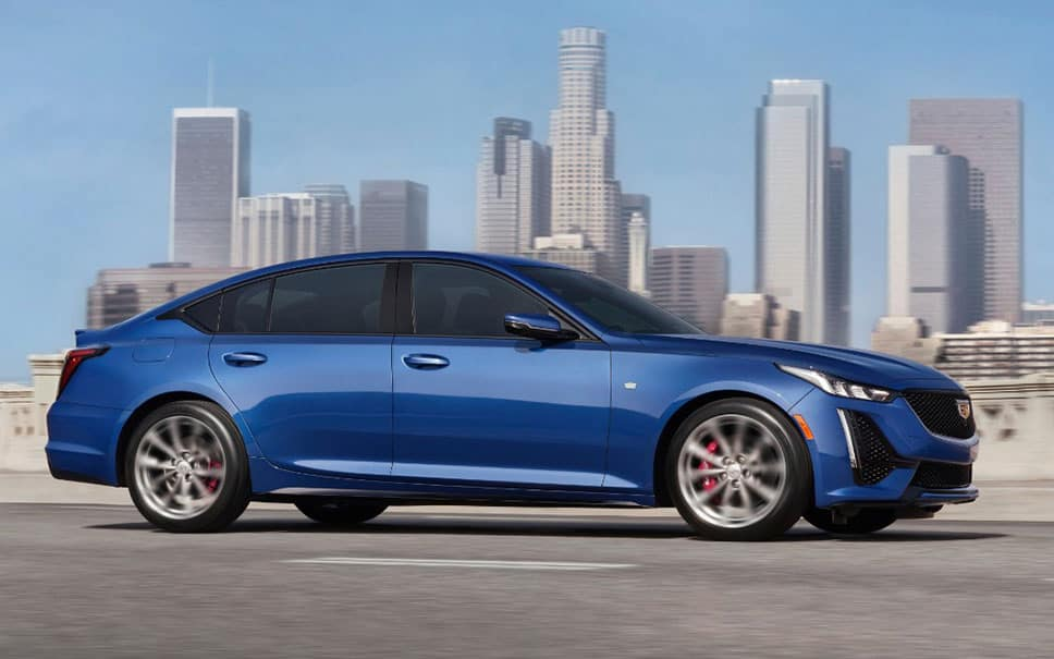 Cadillac CT5 Styling