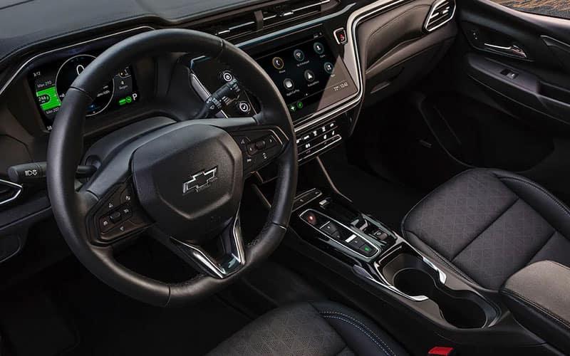 Chevrolet Bolt EV Interior