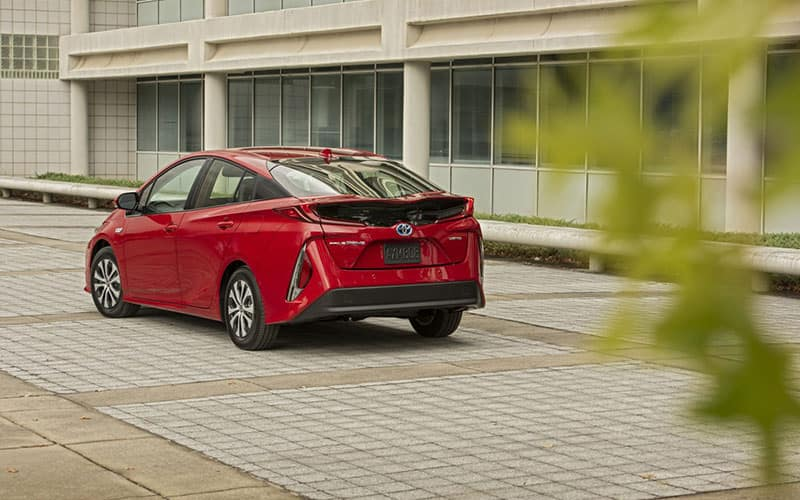 Toyota Prius Prime Styling