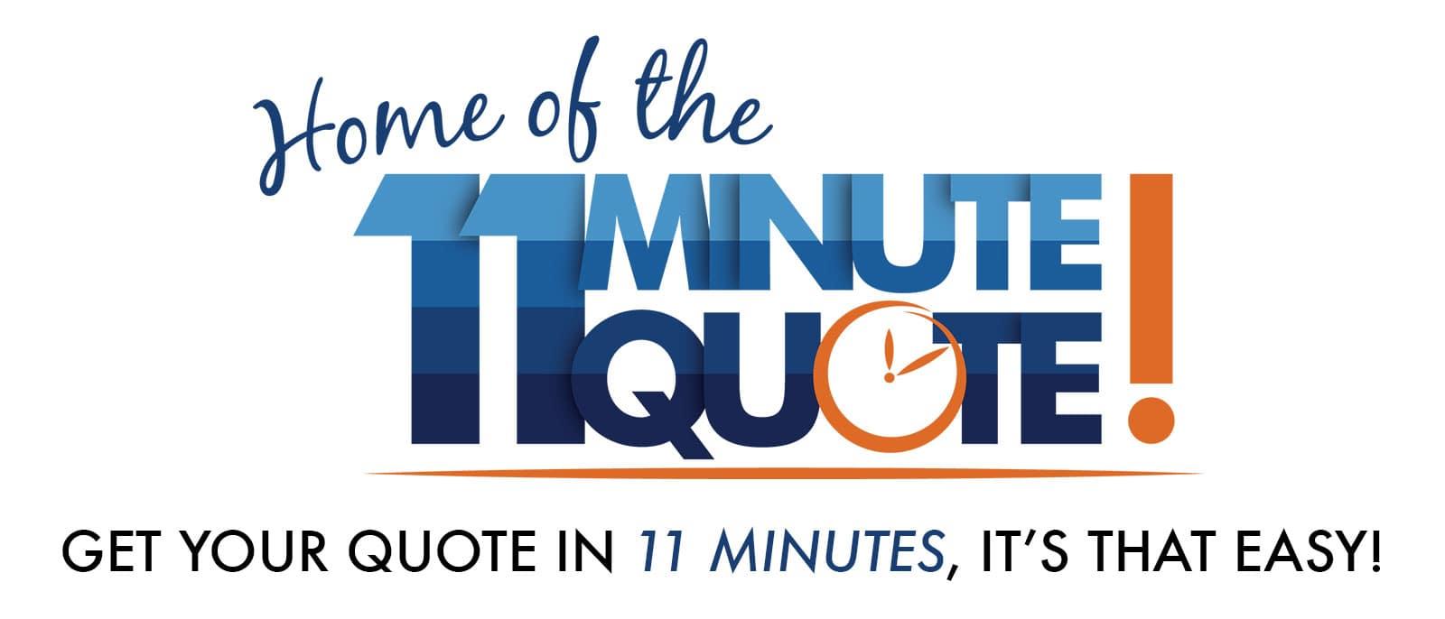 11 Minute Quote