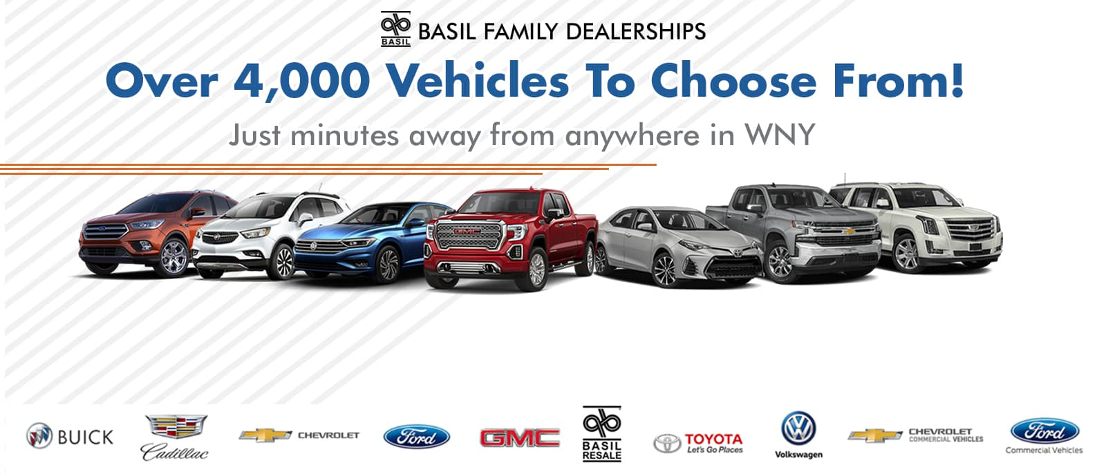 Basil Family Dealerships