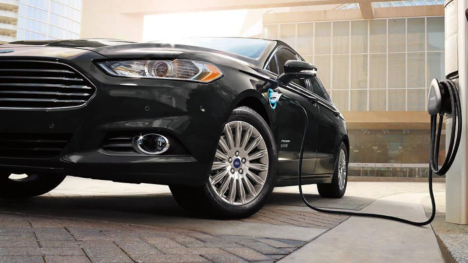 Ford Fusion Energi
