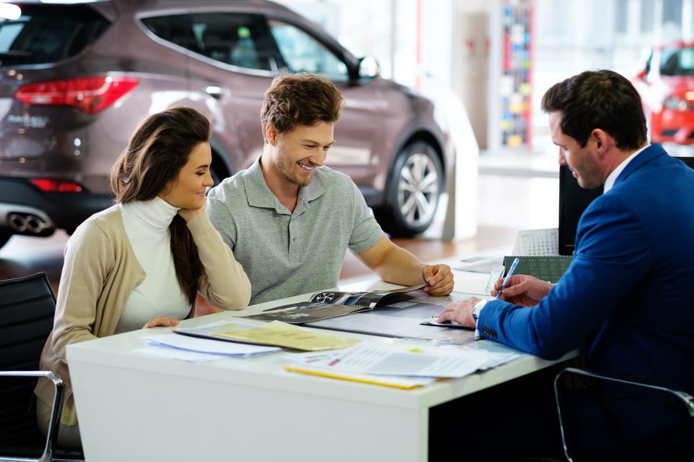 Used SUV Financing