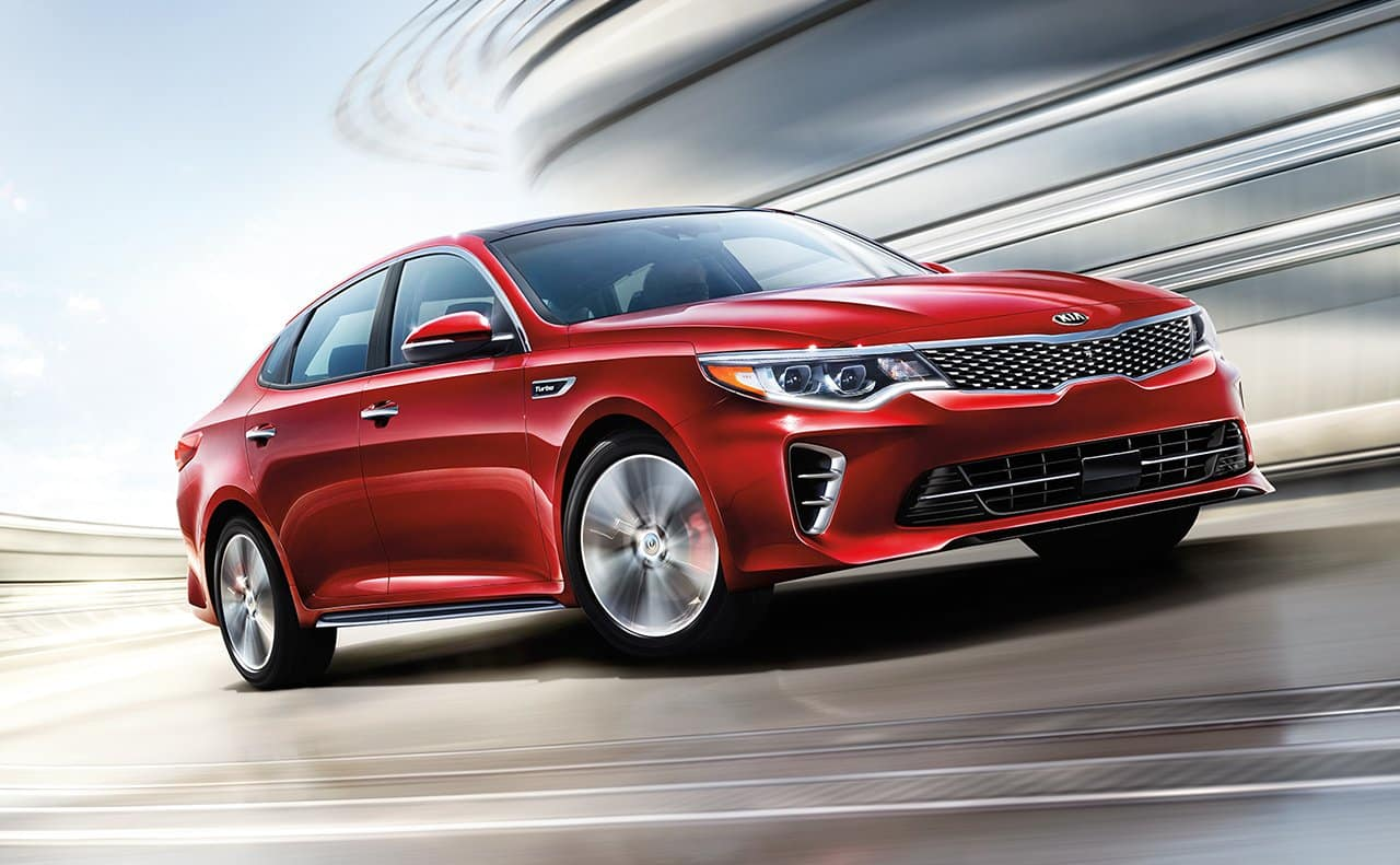 KIA Optima Repair near Winston Salem
