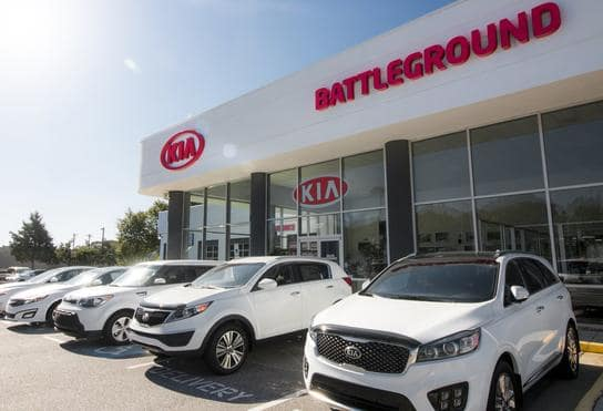 Kia Dealership Near Me >> Kia Dealer Near Me Jamestown Nc Battleground Kia