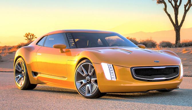 Research the Kia GT4 Stinger Concept - Greensboro NC