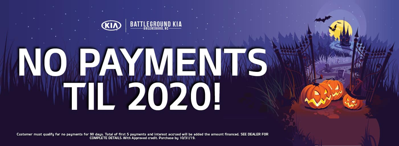 oct no payments