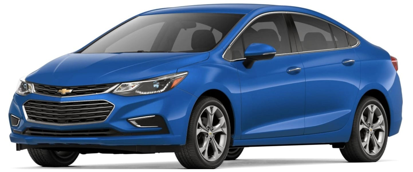 Screenshot of 2018 Cruze_ Small Car & Hatchback Car _ Chevrolet