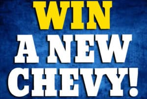 win a 2 year lease from beaver chevrolet