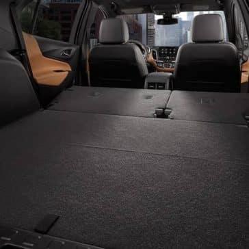 2019 Chevrolet Equinox Trunk Space