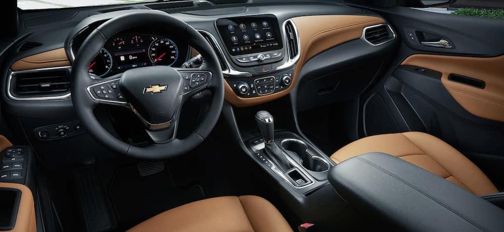 2019 Chevy Equinox Interior