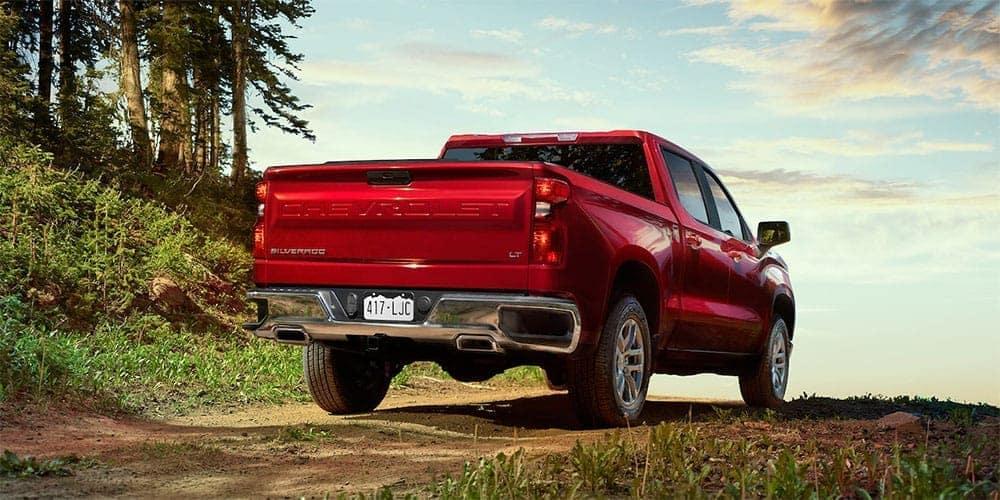 2019 Chevrolet Silverado Exterior Back