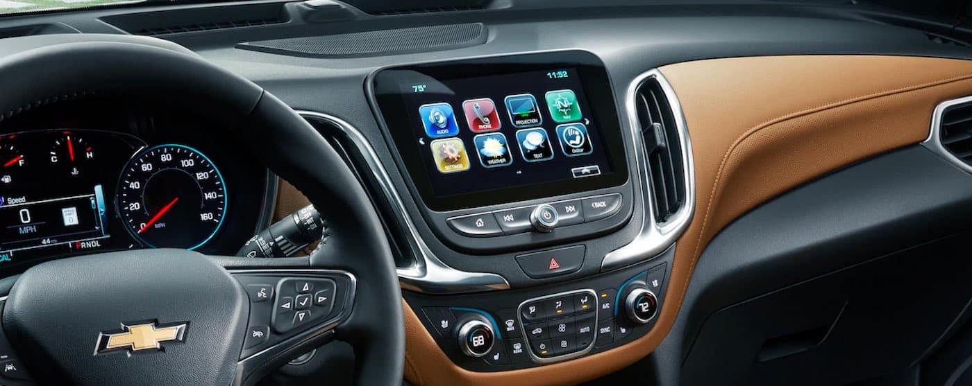 Chevrolet MyLink system