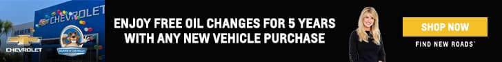 Free 5 Year Oil Changes