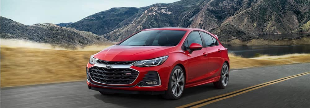 2019 Chevy Cruze RS
