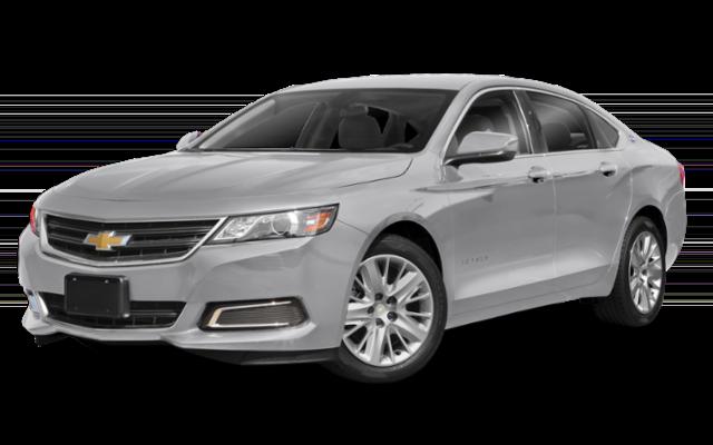 2019 Chevrolet Impala in gray