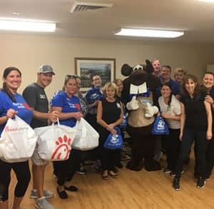 Kim Diaz from Consulate Heathcare Rehabilitation Center July 17, 2019