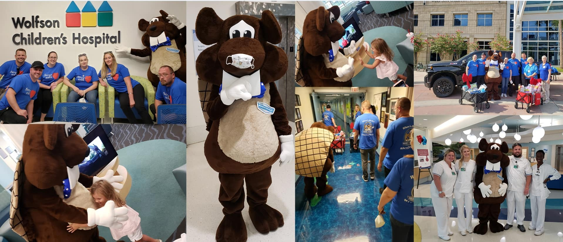 Random Acts of Wow Beaver Chevrolet  Wolfson Children's Hospital