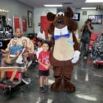 Random Acts of Wow Beaver Chevrolet Barber shop #1
