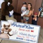 Random Acts of Wow #8 Beaver Chevrolet Jacksonville Florida