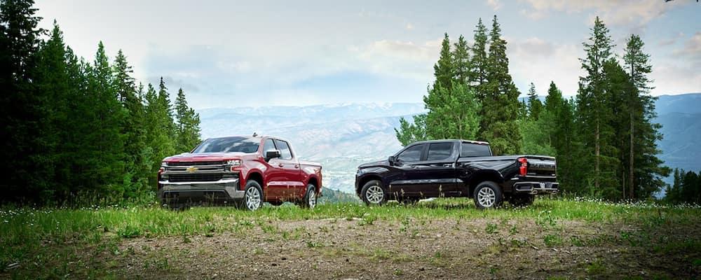 2020-silverado-trim levels
