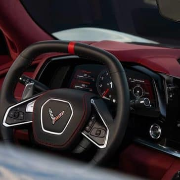 2020 Chevy Corvette Features