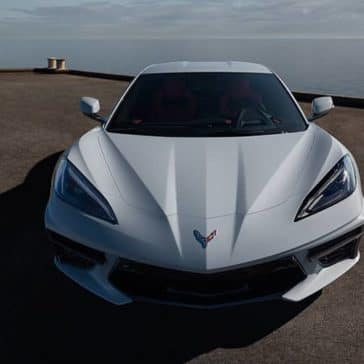 2020 Chevy Corvette Hood