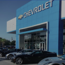 outside view of Chevrolet building