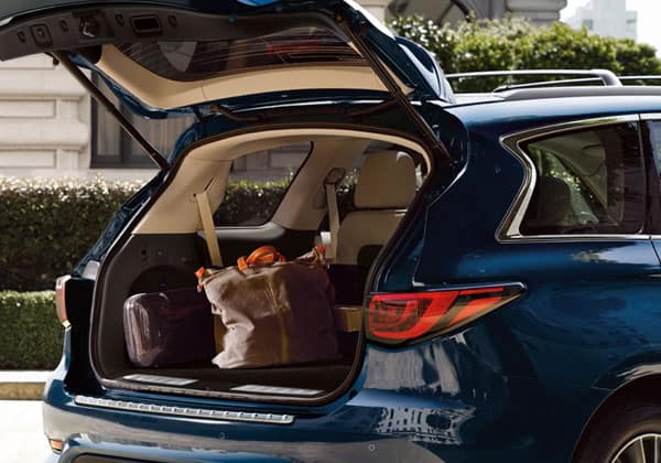 2018 INFINITI QX60 Pricing & Trims