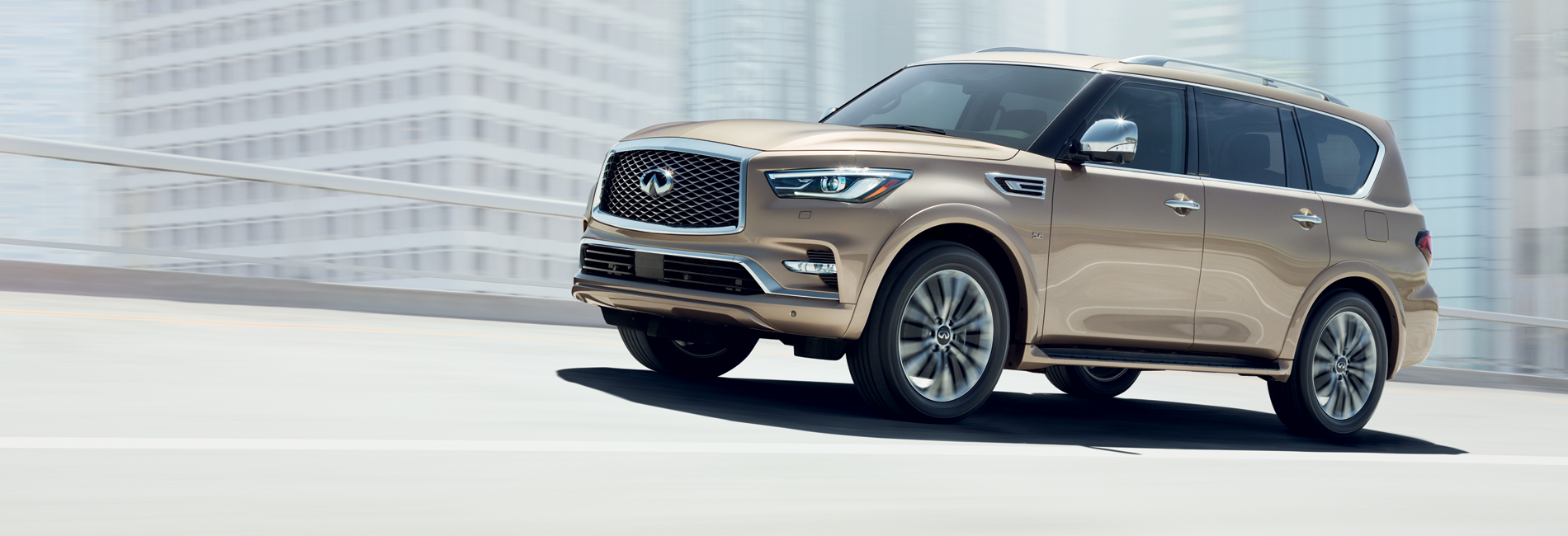 2018 INFINITI QX80 for Sale in Chicago, IL