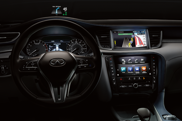2019 INFINITI QX50 Technology
